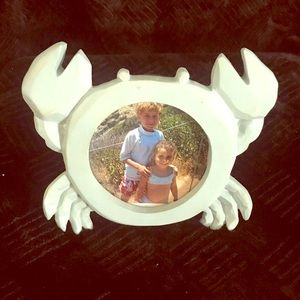 Other - Crab picture frame